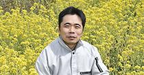 「農業人」森平俊亮さん2