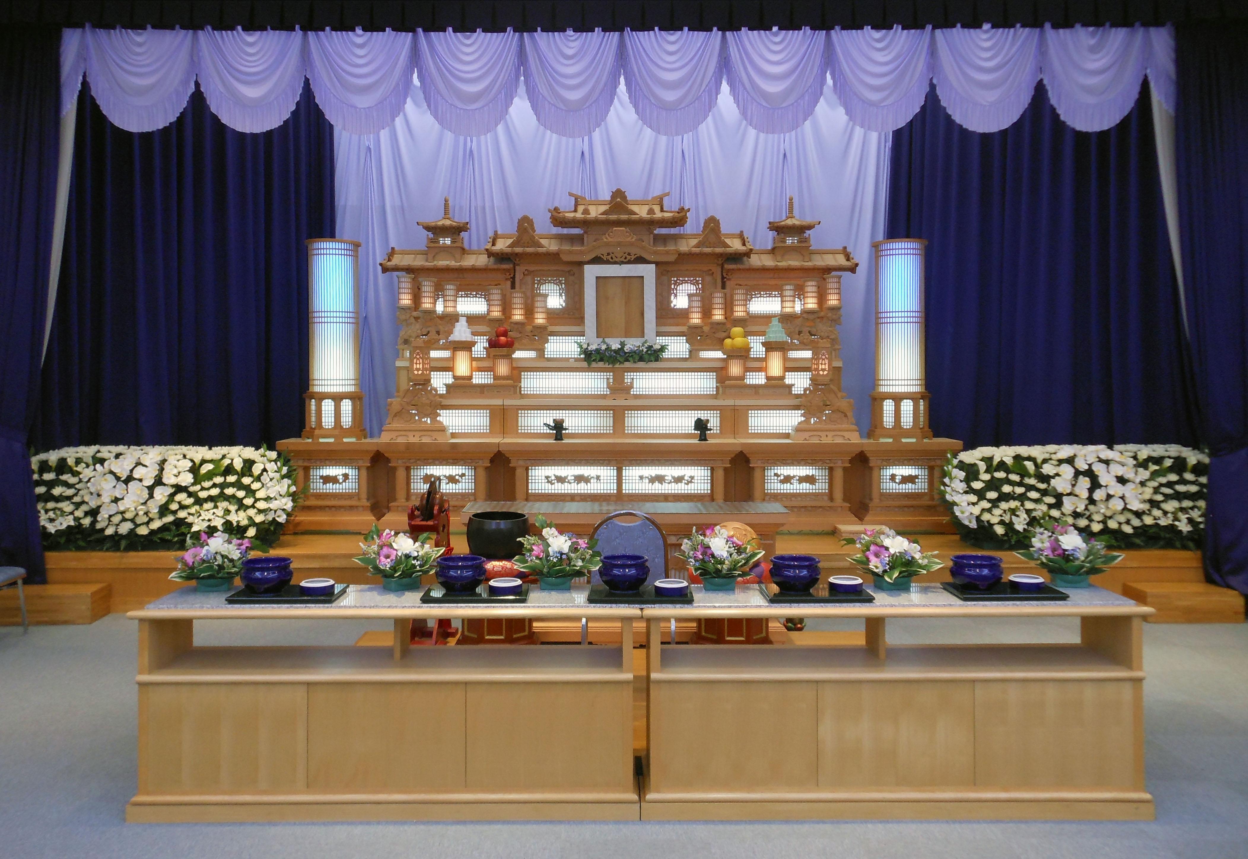 Altar-peace