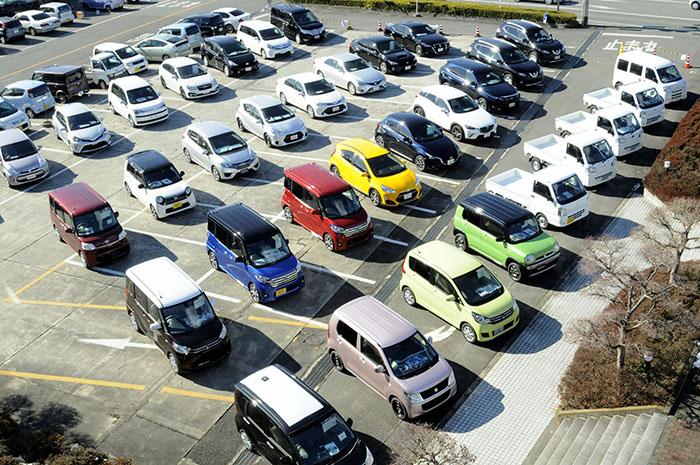 自動車大展示会