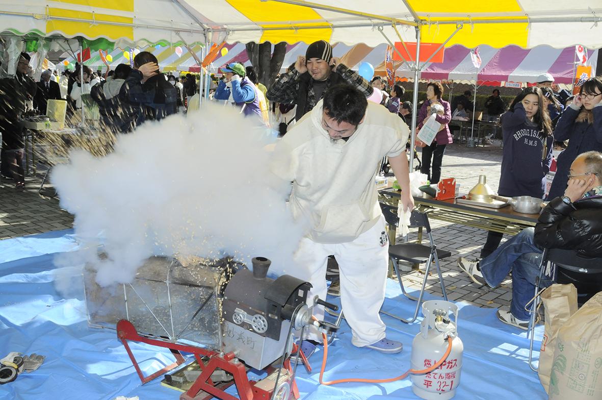 JA甘楽富岡青年部 産業祭2014-1