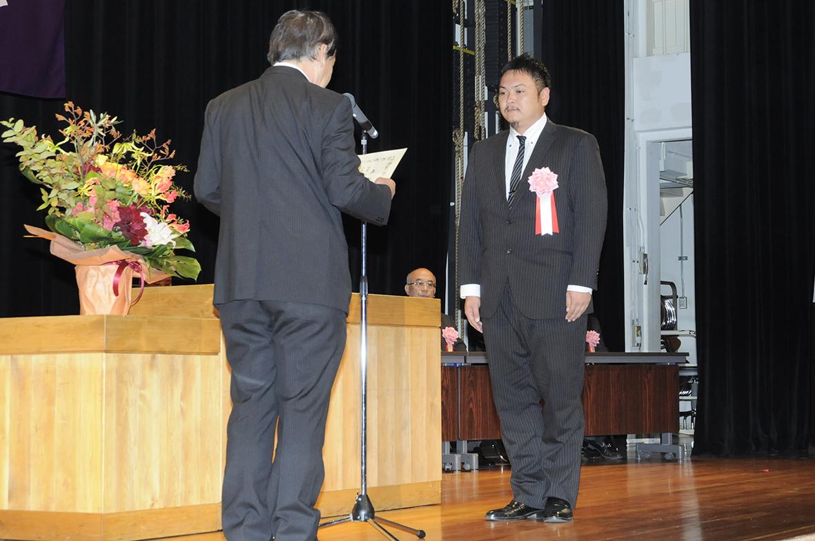 JA甘楽富岡青年部 食育表彰