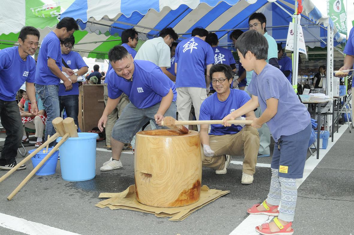 JA甘楽富岡青年部 収穫感謝祭