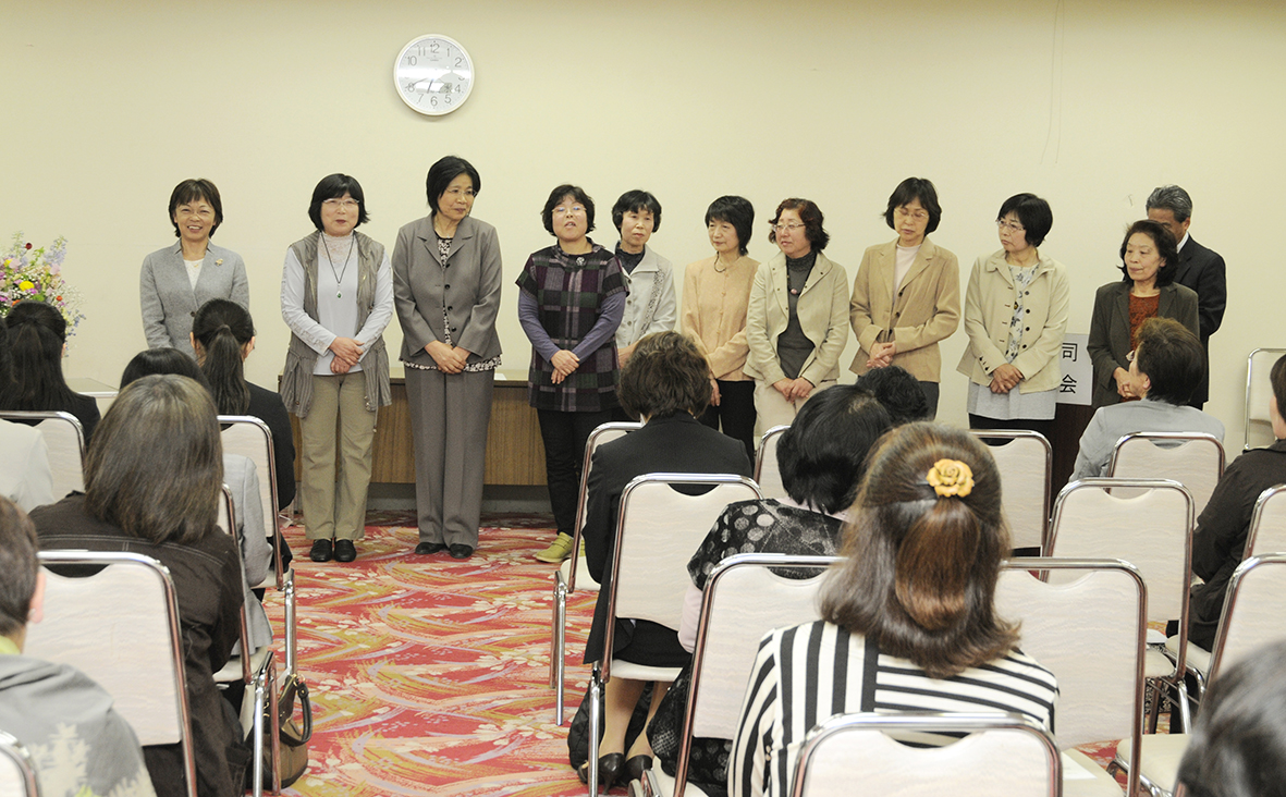 JA甘楽富岡女性会 総会