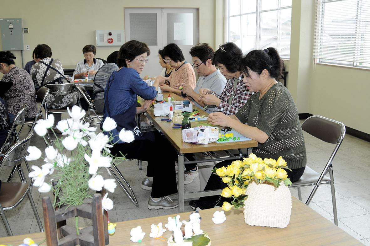 JA甘楽富岡女性会 支部活動